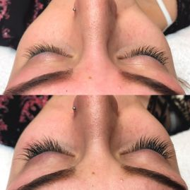 Classic Set of NovaLash Extensions by Mindy Sheppard