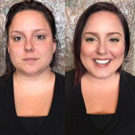 Airbrush Makeup by Mindy Sheppard