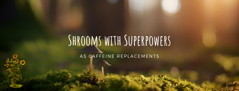 Shrooms with Superpowers
